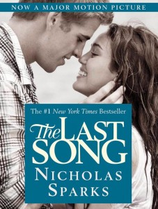 the-last-song book cover