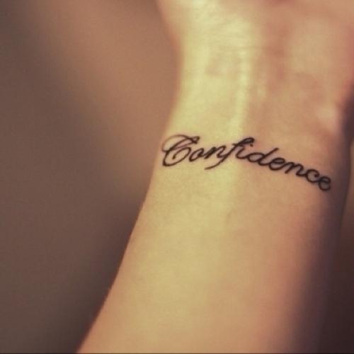 tattoo inspo confidence